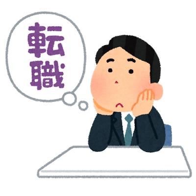 転職(男)