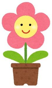 flower_hachiue_character3_pink